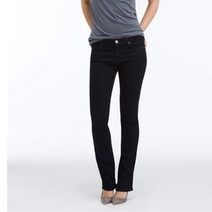 AG The Ballad Slim Boot Black Jeans - Size 26